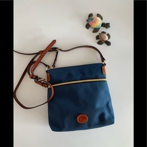 Dooney & Bourke Women's Blue Crossbody